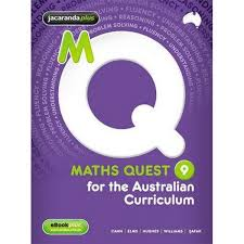 booktopia maths quest 9 for the australian curriculum