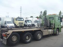 trucks nl mercedes used mercedes actros 3244 8x2 trucks nl