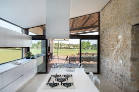 photo 7 of 14 in farmhouse in girona spain kitchens interiors