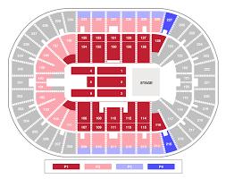 Staples Center Seating Map U S Bank Arena Selena Gomez