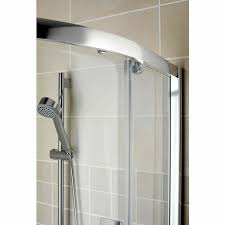 Showerlux Shower Doors Showerlux Glide Single Sliding Door Shower Enclosure Sliding