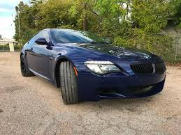 2010 for sale 2010 bmw m6 for sale carsforsale com