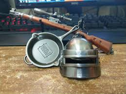 pubg pan playerunknown s battlegrounds pubg keychain kar98 pan lvl 3