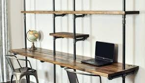 Modern Style Desks Industrial Desks Furniture Home Office Desk Modern Style With