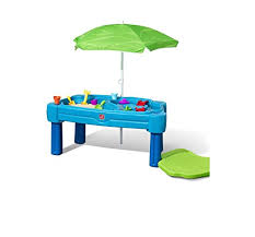 step 2 water table with umbrella 22 great kids water tables with umbrella heap toys