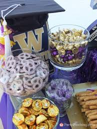 Candy Buffet For Parties by Graduation Open House Party Best Ideas For Grad Party At Home