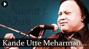download free mp3 qawwali nusrat fateh ali khan kande utte meharman nusrat fateh ali khan top qawwali songs