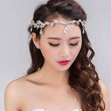 headbands that go across your forehead circlet the of libby tiara crown headband in by elnaraniall