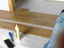 Flooring Laminate Wood Laminate Flooring Starting At Closet Youtube