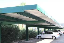 commercial carports and covered parking structures post