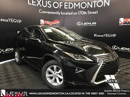 lexus rx 350 used edmonton pre owned 2017 lexus rx 350 tour of alberta 4 door sport utility