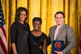 orchkids receive award for excellence at the white house and