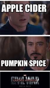 Pumpkin Spice Meme - meme creator apple cider pumpkin spice meme generator at
