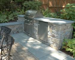 Best Outdoor Kitchen Ideas Images On Pinterest Outdoor - Backyard bbq design