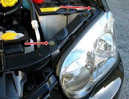 subaru headlight names how to clear my04 headlights photo instructions nasioc