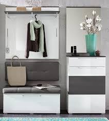 schuhschrank vincent garderobe schuhschrank weiss hochglanz grau woody 22 00808 ebay