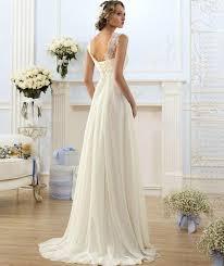 aliexpress com buy vestido de noiva 2017 a line beach wedding