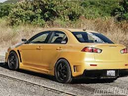 evo mitsubishi 2008 2008 mitsubishi lancer evolution gsr sedan 4 door modified