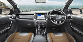 ranger ford 2017 2017 ford ranger australian update introduces sync 3 and new