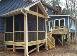 porch blueprints outside front door overhang designs porch plans screened deck ns