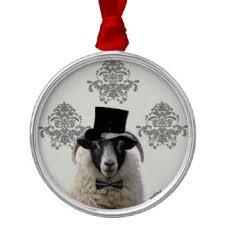 sheep ornaments keepsake ornaments zazzle