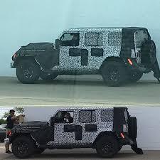 jeep wrangler back wardrobe malfunction exposes jl wrangler rear 2018 jeep