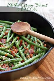 best 25 green beans bacon ideas on thanksgiving green