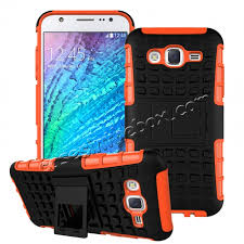 Samsung Galaxy Rugged Rugged Dual Layer Shockproof Case With Stand For Samsung Galaxy J5