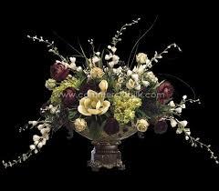 artificial floral arrangements artificial flower arrangement silk flowers faux delphinium