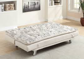 Double Sofa Bed Cheap by 407 95 Kay French Script Pattern Futon Sofa Bed Sofa Beds 9