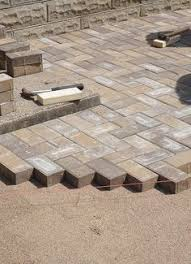 How To Lay Paver Patio Doing It Right How To Lay A Level Brick Paver Patio Brick Paver