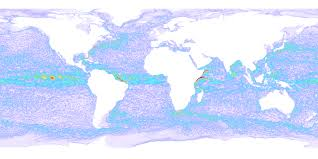 Ocean Currents Map Home Tidetech