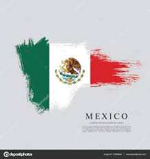 Mexixan Flag Mexican Flag Stock Vectors Royalty Free Mexican Flag