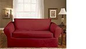 slipcovers for pillow back sofas how to put slipcovers on sofas with pillow backs homesteady