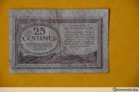 chambre de commerce calais chambre de commerce nord et pas de calais 0 25 fr 1918 a vendre