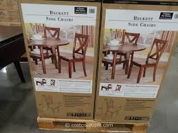 Dining Chairs Costco Regal Living Beckett Dining Chairs