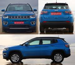 jeep compass side jeep compass review test drive