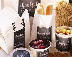 thanksgiving labels etsy
