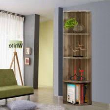 Bookcase Corner Unit Corner Bookcase Ebay