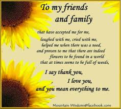 family thanksgiving quote thank you friends quote thanksgiving thank you quote quote addicts