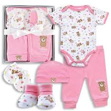 baby clothes shower gift 5 set 0 3 months