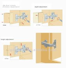 Installing Cabinet Hardware Brilliant 40 How To Install Hidden Hinges On Kitchen Cabinets