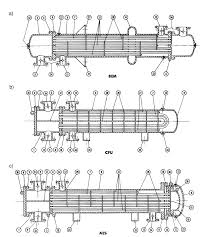 drawing layout en espanol and tube heat exchangers