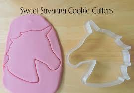 head cookie cutter from sweetsavannacookies on etsy studio
