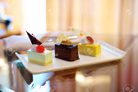 dessert canapes gourmet dessert canapes food in hotel room stock photo picture and