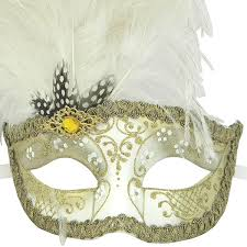 gold masquerade masks venetian mask in london for white and gold can can feathered