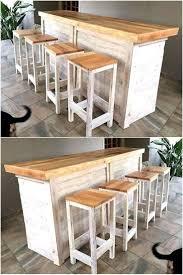 Patio Pallet Furniture Plans by Best 25 Pallet Bar Plans Ideas On Pinterest Bar Plans Diy Bar