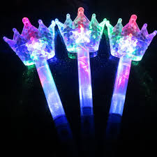 light up princess wand led flashing stick children girls fairy magic wand sticks light up
