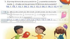 libro texto matematicas sexto grado ciclo 2015 2016 matematicas de 5to 2 0 pags 110 111 112 113 114 115 116 117