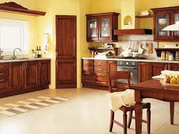 orange and yellow kitchen walls design home design ideas